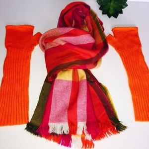 Echo women's scarf